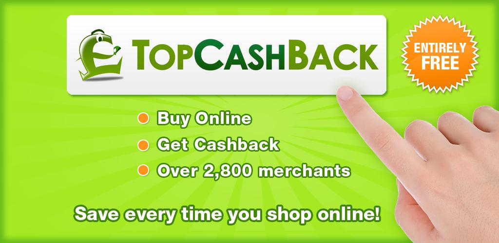 Top Cash Back site